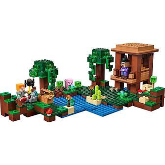 Lego Minecraft Хижина ведьмы (21133)
