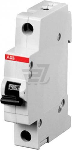 Автоматичний вимикач ABB SH201-C50 1Р 50 А С 2CDS211001R0504