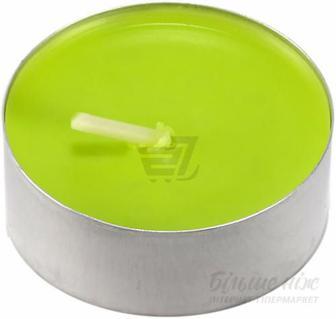 Набір свічок Зелений чай Bispol