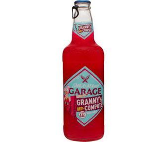 Пиво Granny's Garage 0,44л