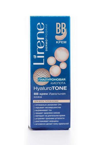 ВВ крем для лица Lirene Hyaluro Tone Идеальная кожа, 40мл