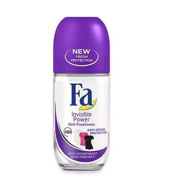 Дезодорант кульковий для жінок Fa Sport Невидима сила 50мл