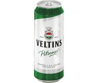 Пиво Veltins Pilsener светлое 0.5л