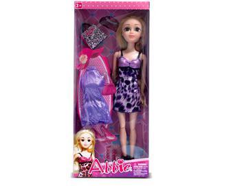 Лялька Аbbie «Модель з сумочкою» шт.