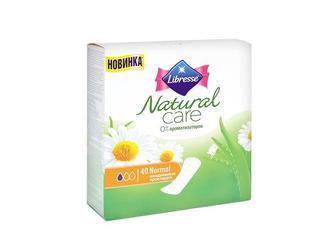 Прокладки гігієнічні та щодені Libresse