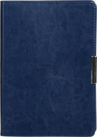 Щоденник 2019 Salerno А5 336 страниц синій Buromax