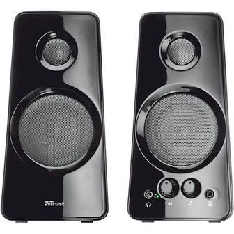 Компьютерная акустика TRUST Tytan 2.0 Speaker Set Black