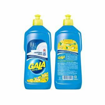 Засіб для миття посуду Gala 0.5 л