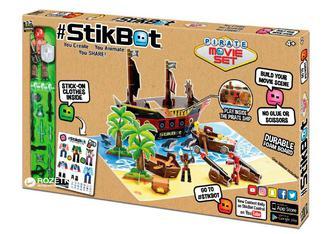 Скидка 28% ▷ Игровой набор для анимационного творчества Stikbot