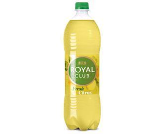 Напій безалкогольний газований Royal Club Fresh Citrus, 1 л