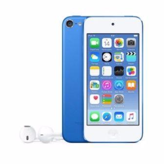 Mp3 плеер Apple iPod touch 6Gen 32GB Blue (MKHV2)
