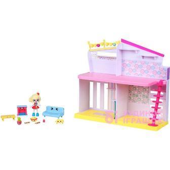 Игровой набор Happy Places S1 Счастливый дом Shopkins 9 петкинсов (56179)