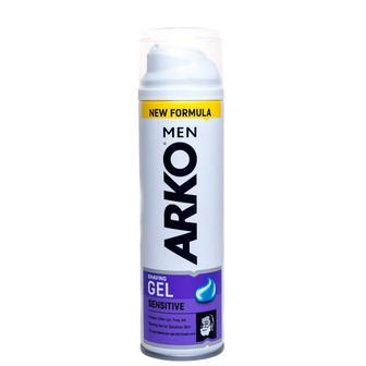 Гель для гоління ARKO Sensitive 200 мл