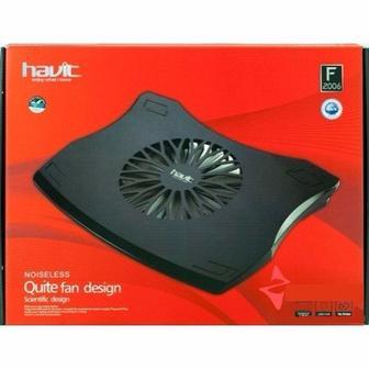 Підстака охолоджуюча для ноутбука Havit HV-F2006 USB