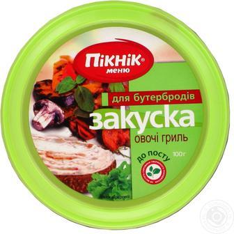 Закуска ПІкнік 100г