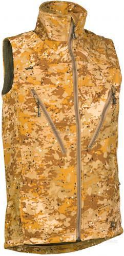 """Жилет P1G-Tac Winter Mount Track Vest Mk-2 р. S Камуфляж """"Жаба Степова"""" V93147JBS"""