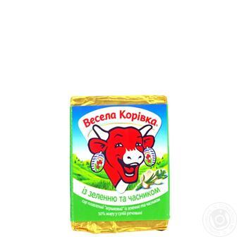 Сир Весела Корівка 90г