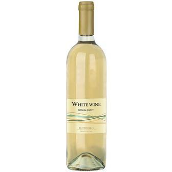 Вино Bottichello біле напівсолодке 0,75л