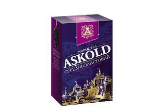 Чай середньолистовий цейлонський чорний  Askold 90 г