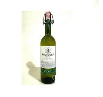 Вино Мускат Люстдорф 0,75 л