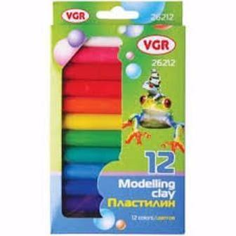 Пластилін дитячий 200г VGR