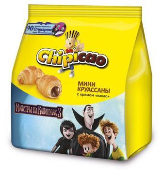 Мини круассаны Chipicao 50 г