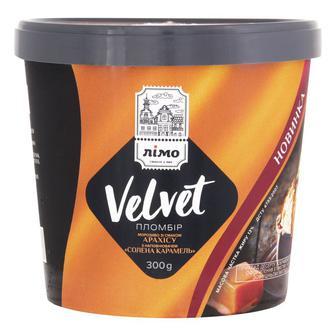 Морозиво Velvet арахіс та солена карамель 300г