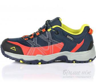 Кросівки McKinley Kona II AQX JR 235228-912519 р.30 синій із червоним