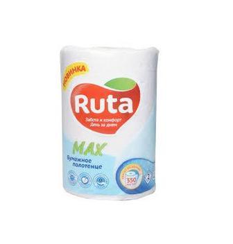 Скидка 29% ▷ Рушник паперовий Max 2-шаровий Ruta