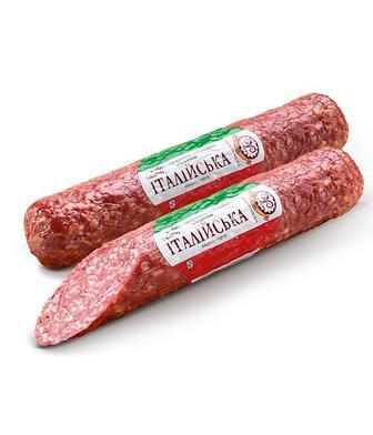 Ковбаса салямі Італійська Фарро 1 кг