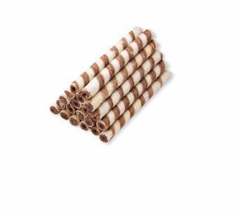 Трубочки Вафельні з какао  ХБФ 100г