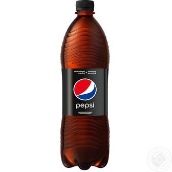 Напій безалкогольний сильногазований Pepsi 1 л