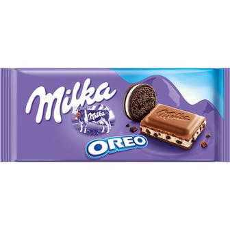 Шоколад Milka Oreo, 100 гр.