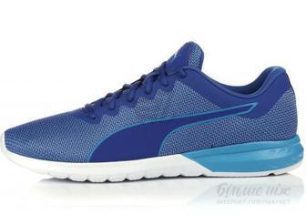 Кросівки Puma Vigor р.10,5 блакитний