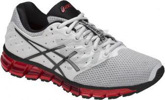 Кросівки Asics GEL-QUANTUM 180 2 MX T837N-9616 р.12 сіро-червоний