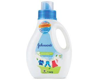 Засіб для прання Johnson's для активних малюків, 1000мл