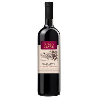 Скидка 27% ▷ Вино Villa Mare 0,75 л