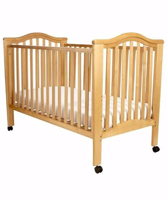 Дитяче ліжечко Аltay - бук від Mothercare