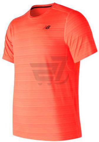 Футболка New Balance MT73054DYT L помаранчевий