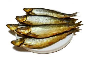 Оселедець холодного копчення Рибний Рай кг