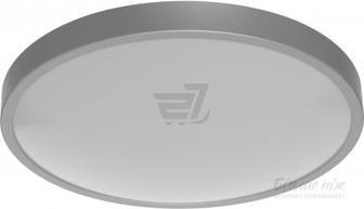 Світильник світлодіодний Gauss 18 Вт срібний 4100 К