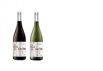 Вино Франция белое/красное п/сл Aujoux Lys Moelleux Blanc, 0,75л