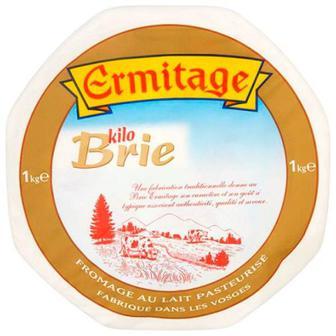 Сир ММ Брі 60% Ermitage Франція ваг