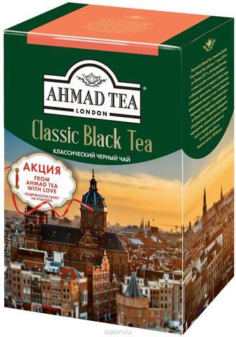 ЧАЙ чорний Classic, 100 г AHMAD TEA