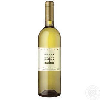 Вино Марані Алазанська Долина біле н/с/Телавурі червоне н/с сухе 0,75л