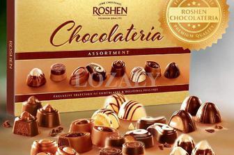 Цукерки Chocolateria 194/256г