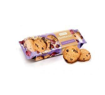 Печиво Есмеральда з вівсяними пластівцями та родзинками 150г