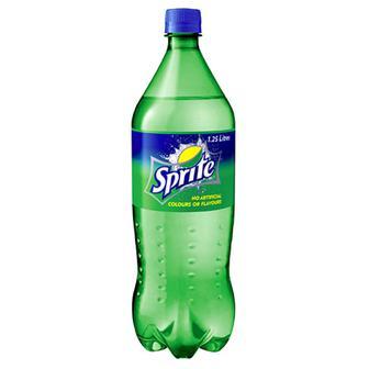 Напиток Sprite сильногазированный 1,5л