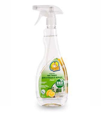 Засіб чистячий для скла Фрекен Бок Лимон 500мл