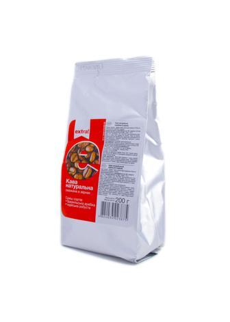 Кава зерно Extra! Міцна натуральна смажена, 200 г